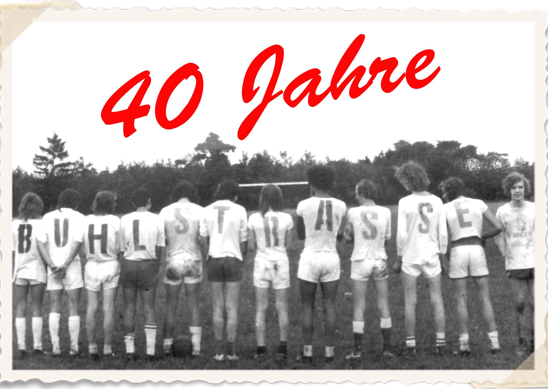 40 Jahre AG Buhlstrasse